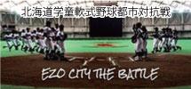 北海道学童軟式野球都市対抗戦